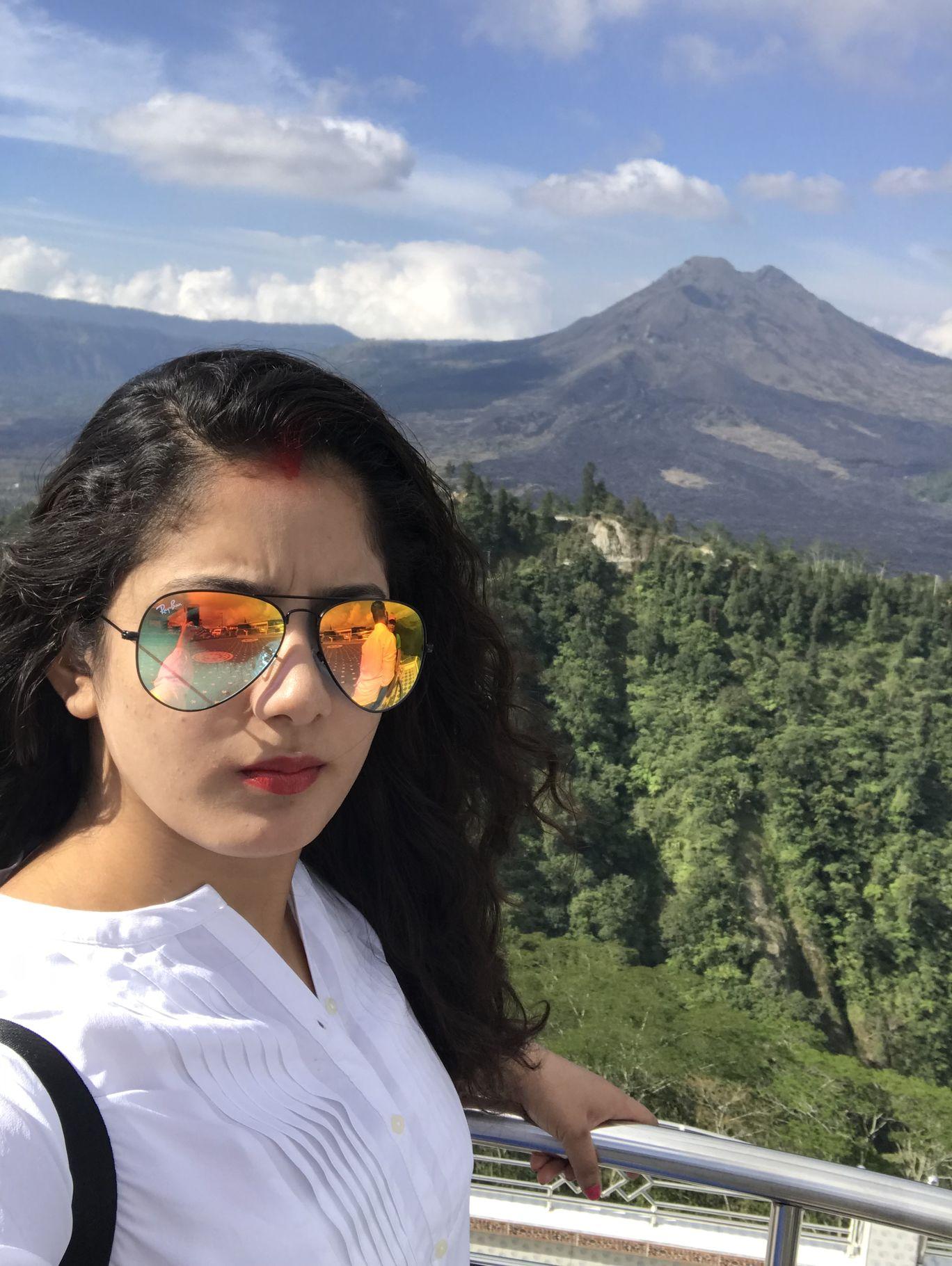 Photo of Mount Batur By Shailja Bisen