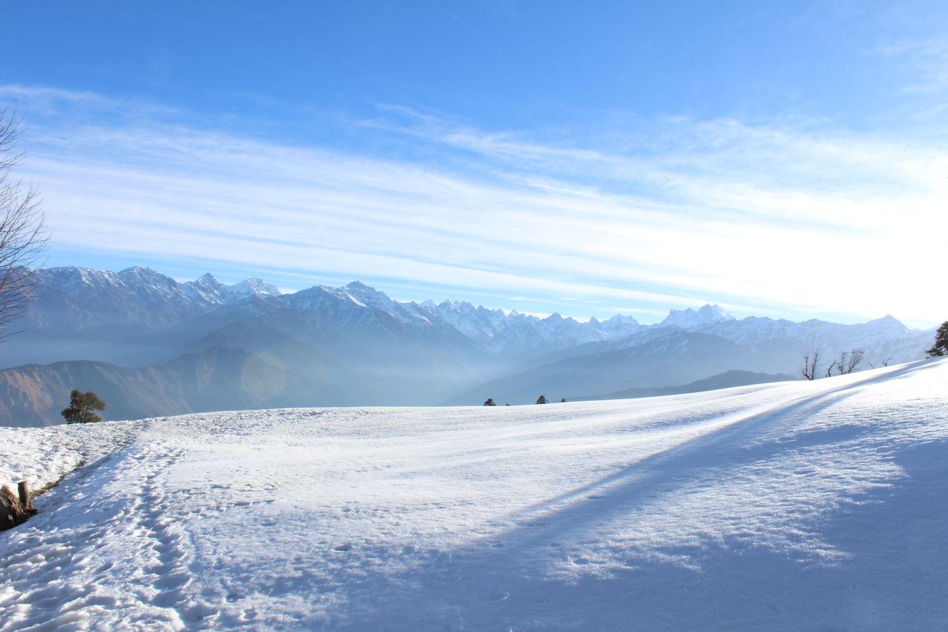 Photo of Kedarkantha Peak By Ranjani Surashastry