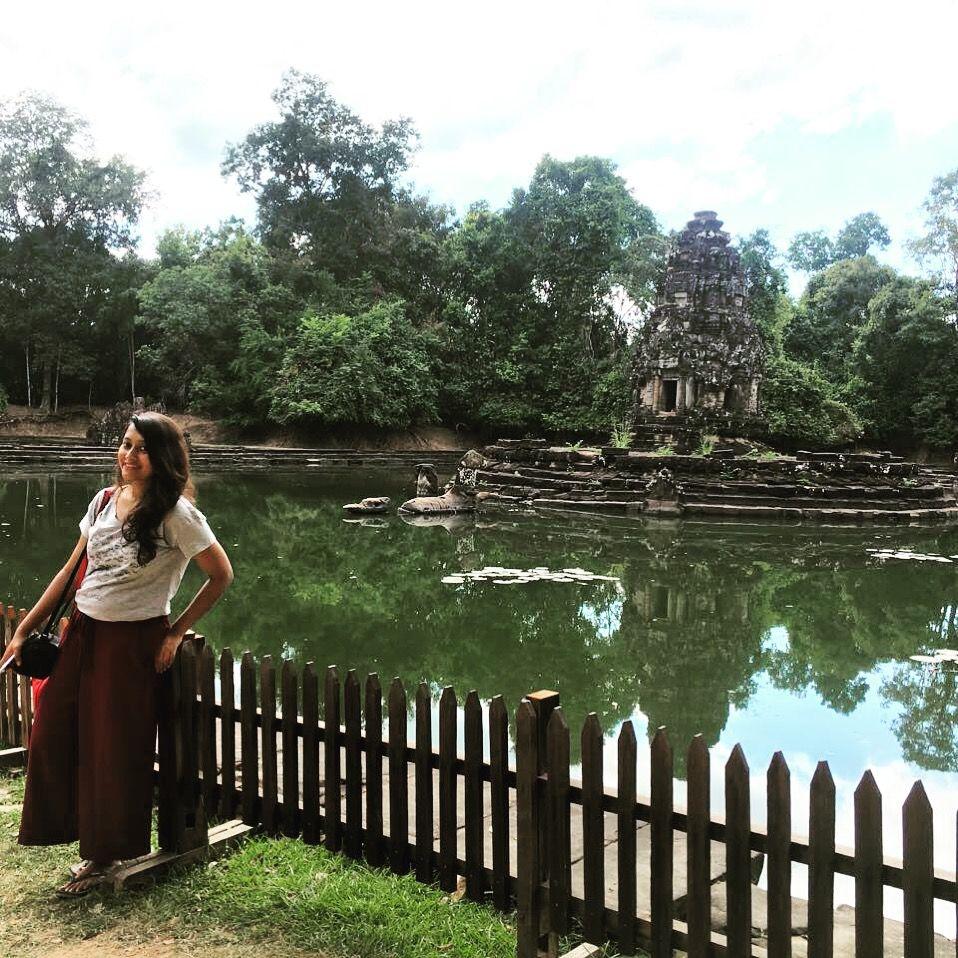 Photo of Cambodia By Shreya Jana