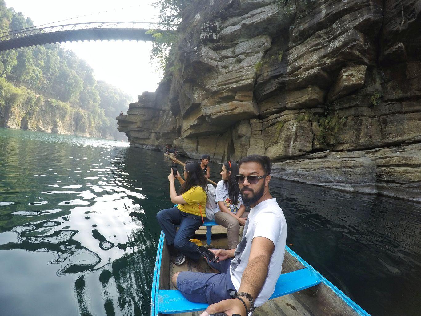 Photo of Dawki River By Tejas Ghorpade