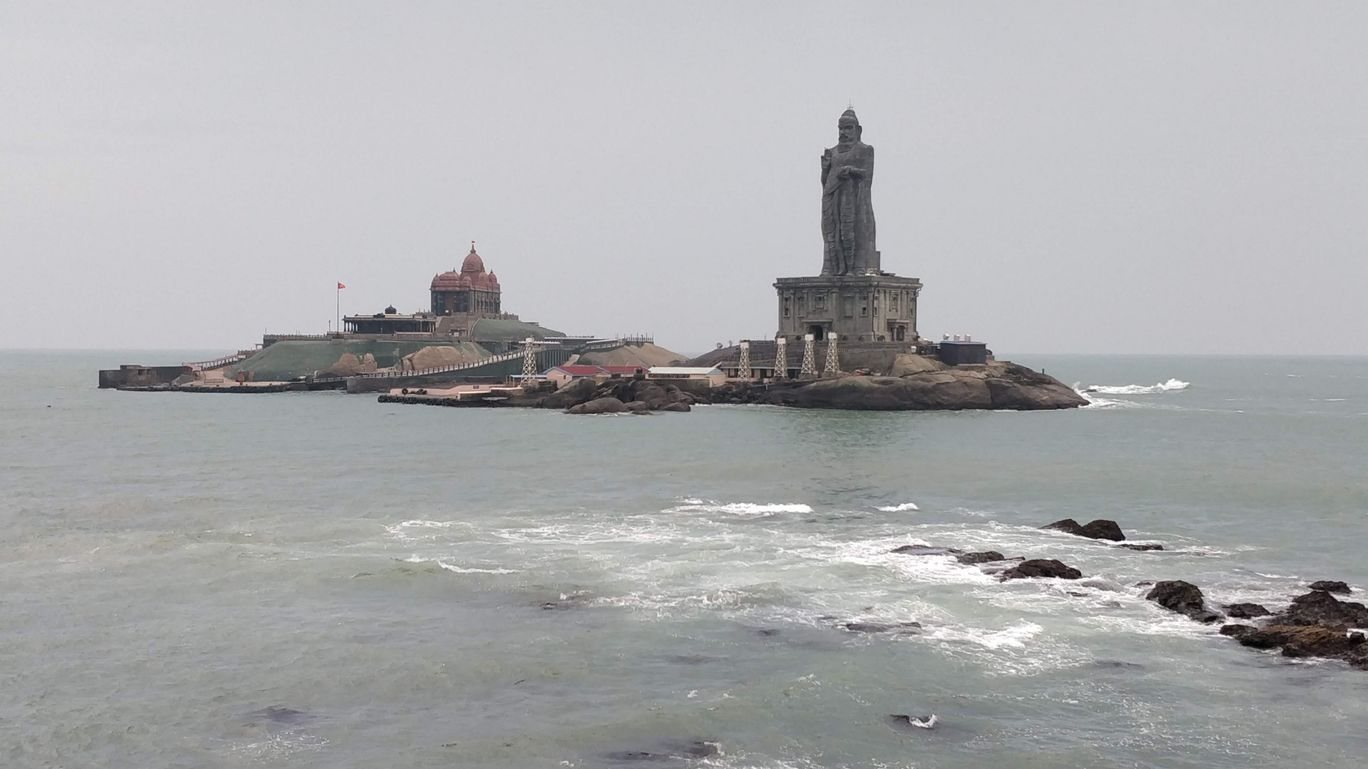 Photo of Kanyakumari By Hari Chandu Vakacharla
