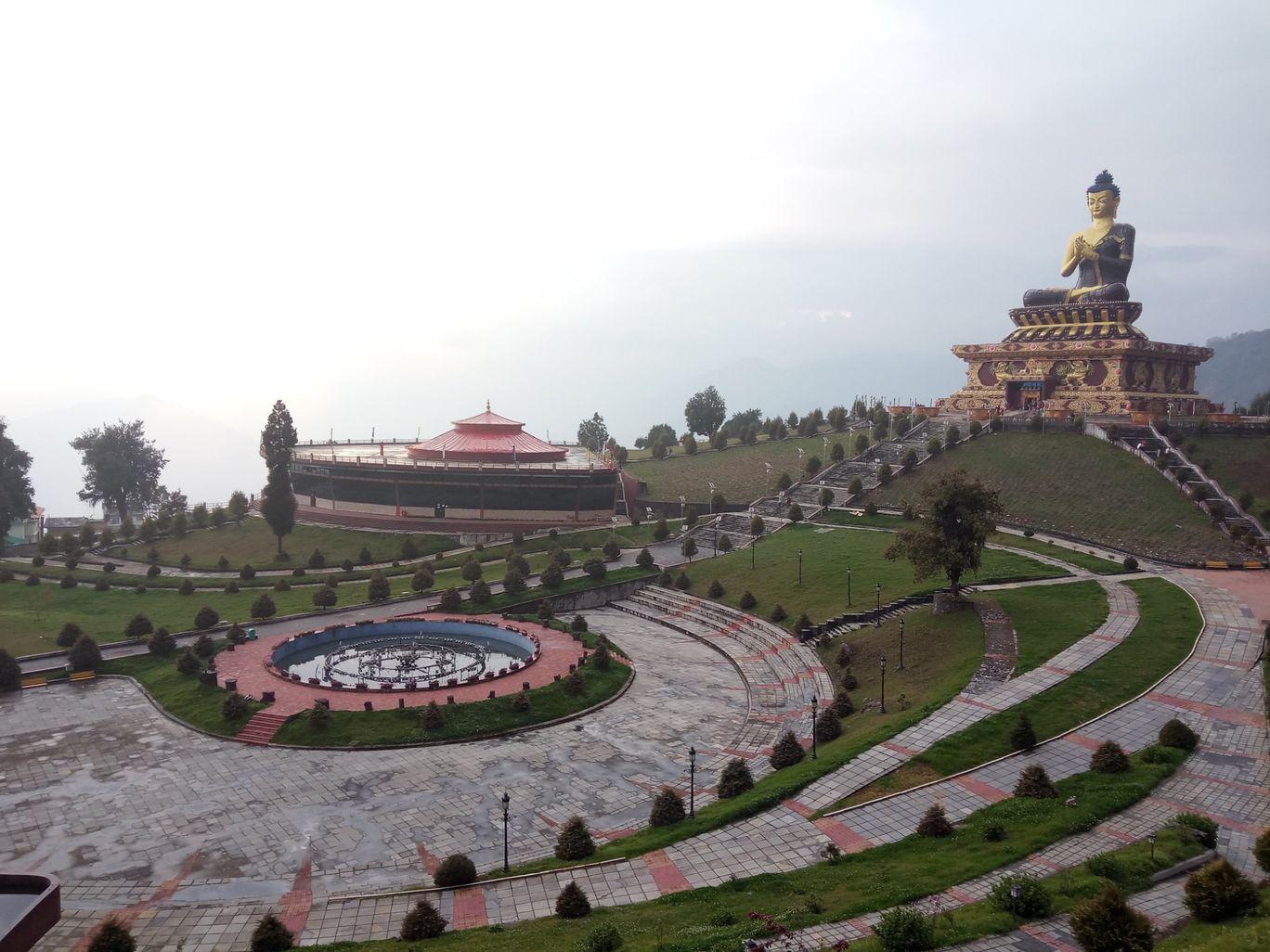 Photo of Tathagata Tsal (Buddha Park) By Hari Chandu Vakacharla
