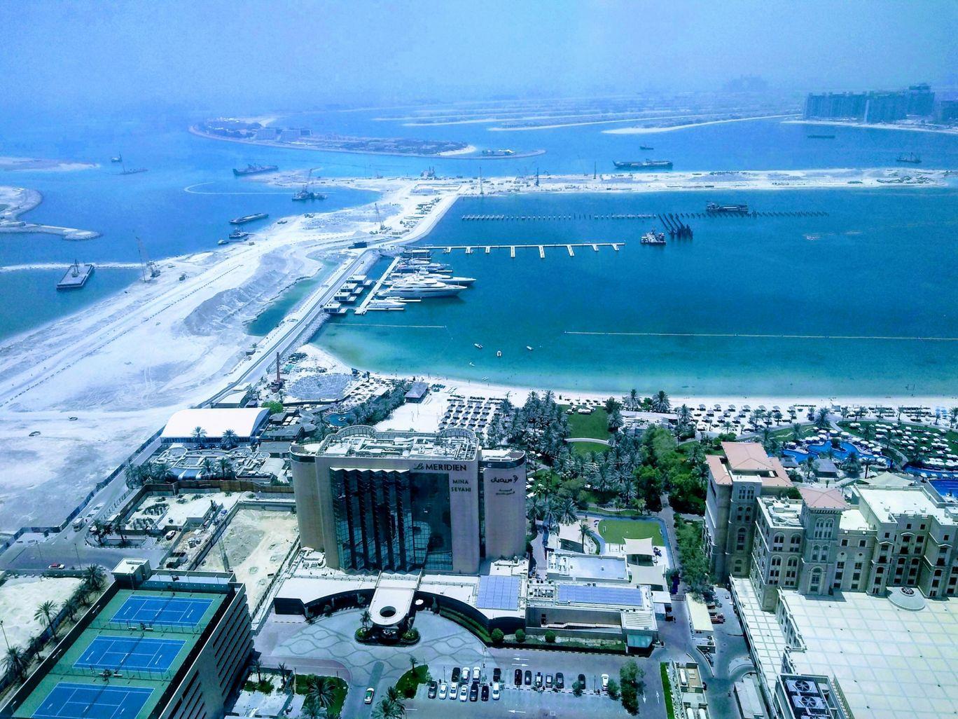 Photo of Dubai - United Arab Emirates By Hari Chandu Vakacharla