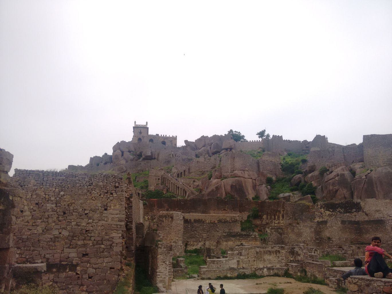 Photo of Golconda Fort By Hari Chandu Vakacharla