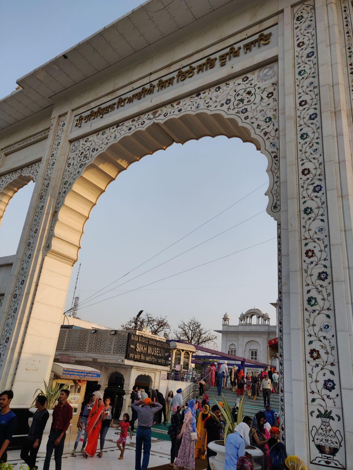 Photo of Bangla Sahib Gurdwara By Kanika Konwar