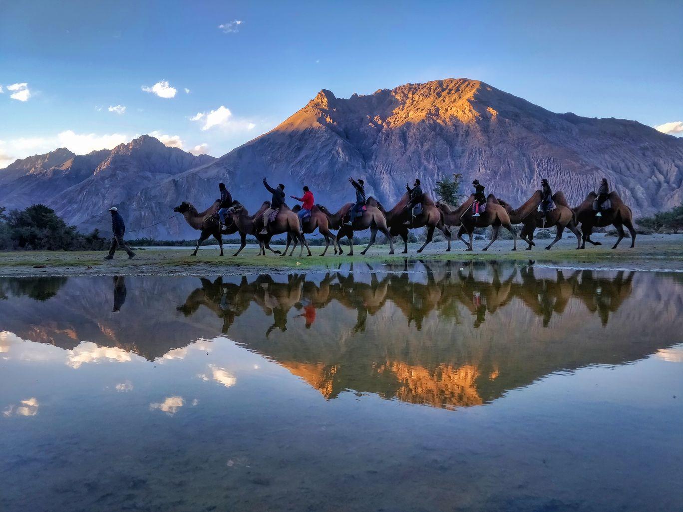 Photo of Nubra Valley By Ashish Tripathi