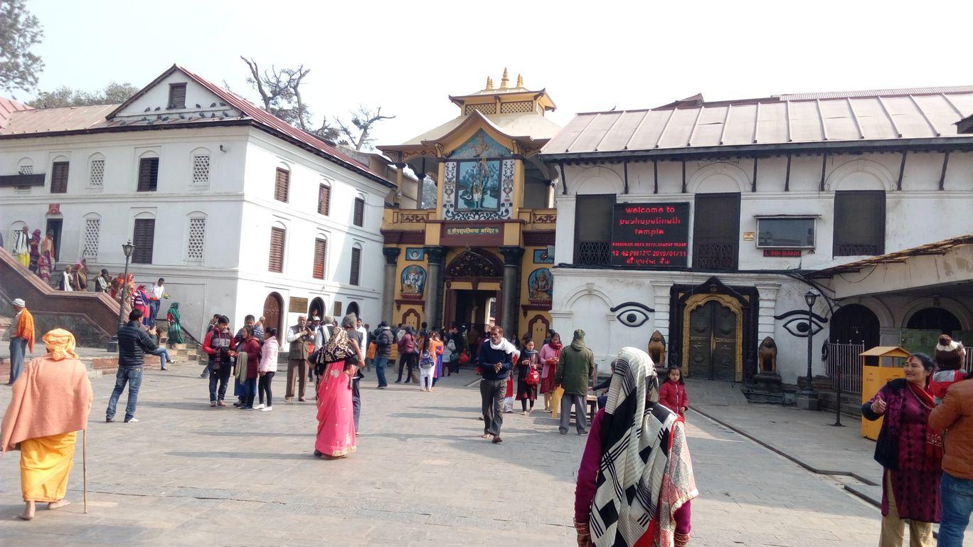 Photo of Pasupatinath Temple By Dileep Kumar