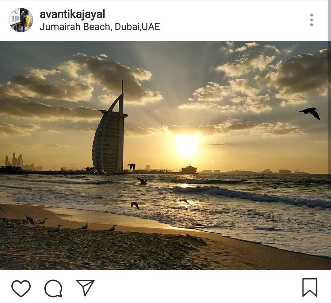 Photo of Jumeirah - Dubai - United Arab Emirates By avantika jayal