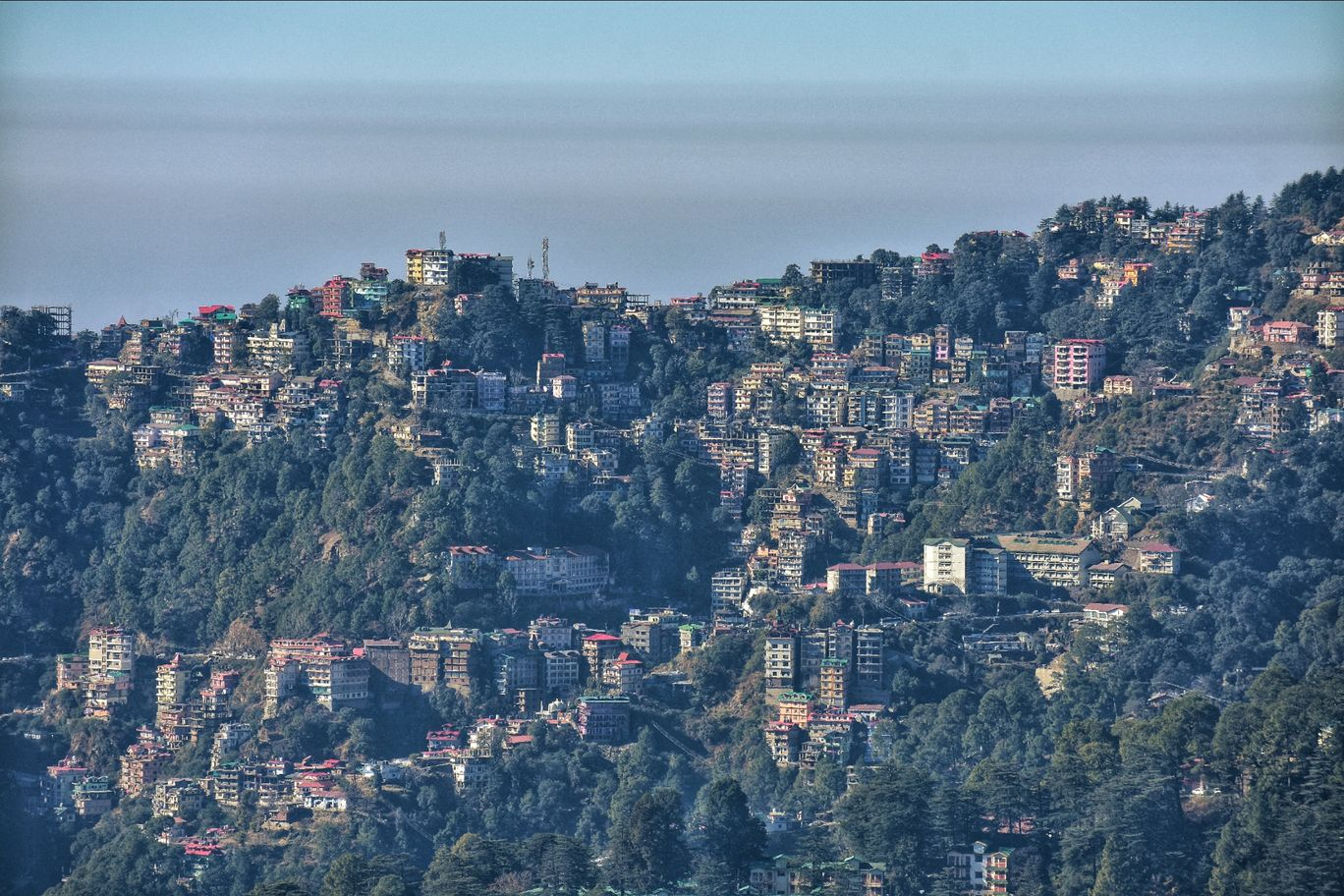 Photo of Shimla By Ranjith Rao