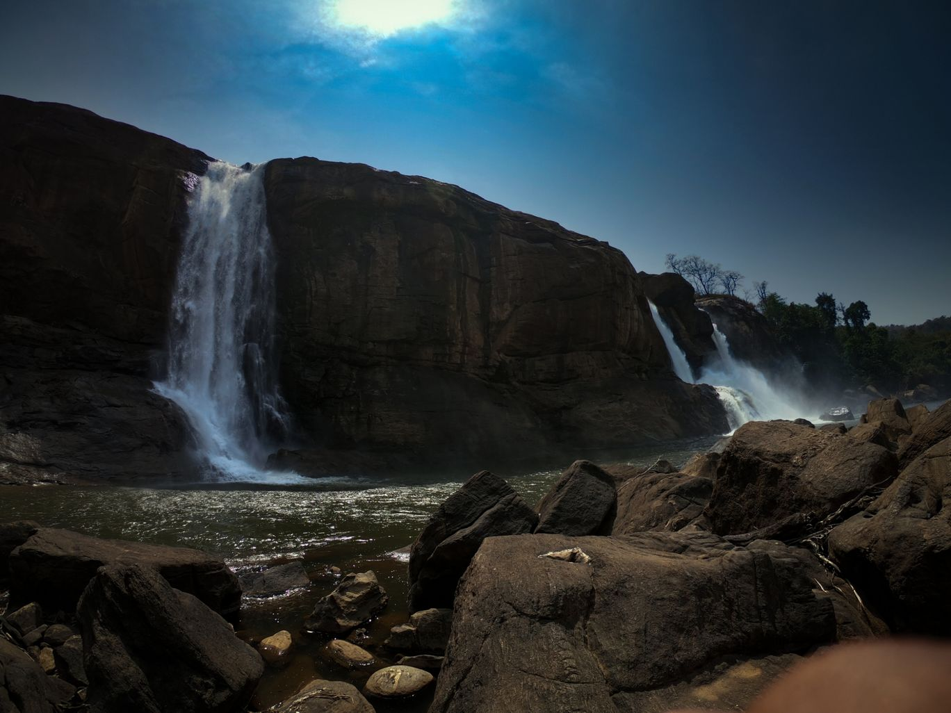 Photo of Athirappilly Water Falls By Sabari Anand