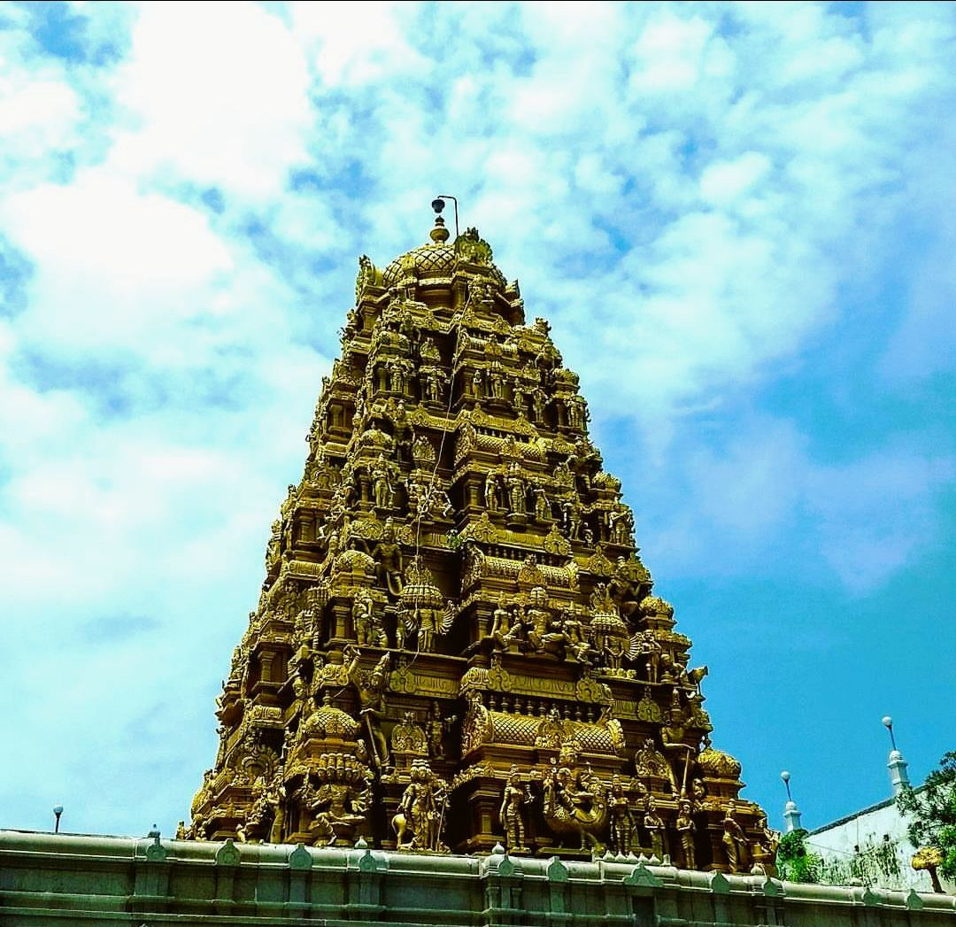 Photo of Murudeshwar Temple By Reshmi Rajan