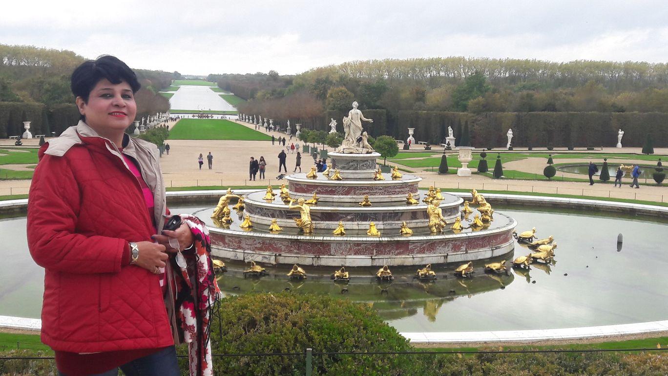 Photo of Versailles By Manisha Joshi