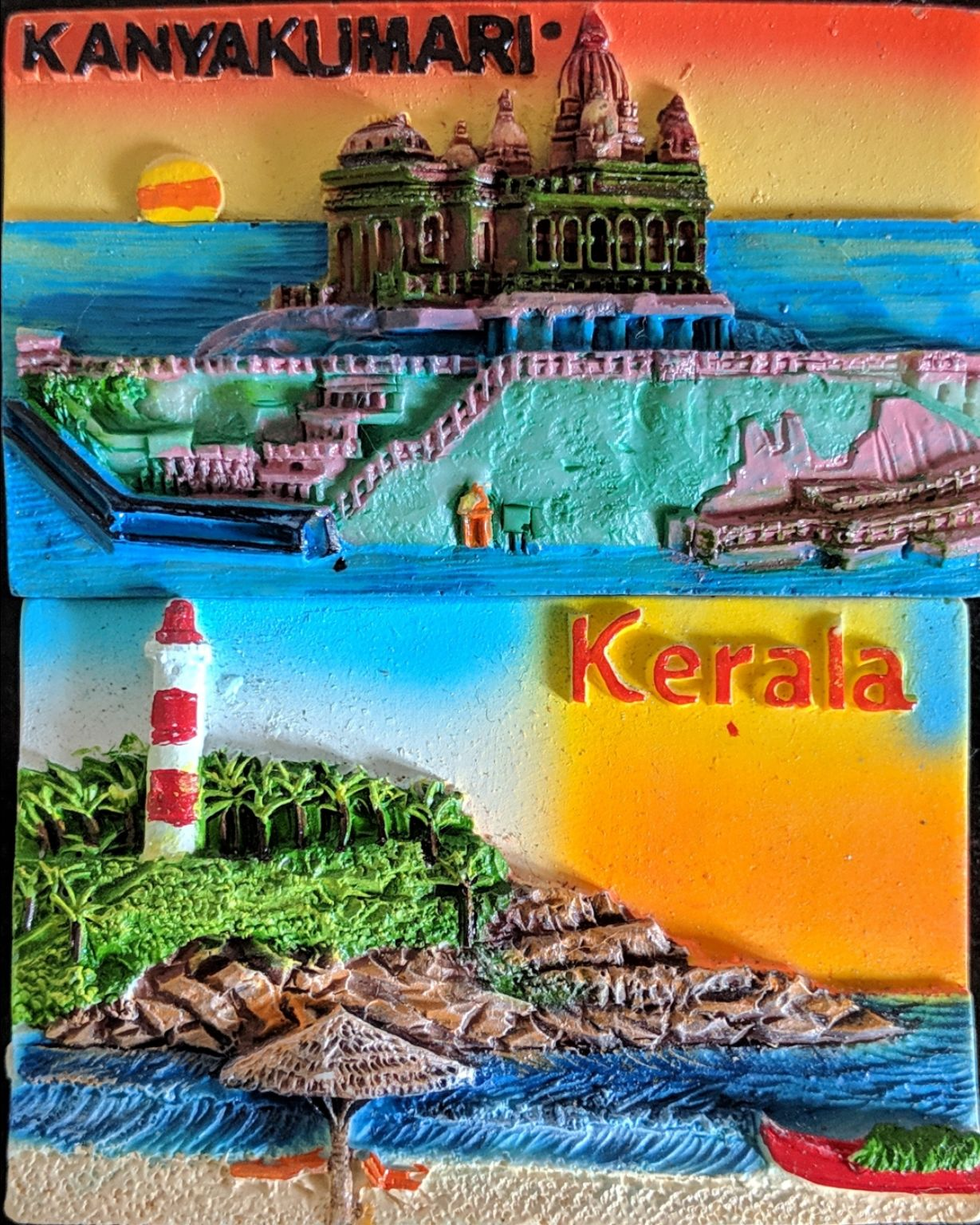 Photo of Kovalam By The Churchills'