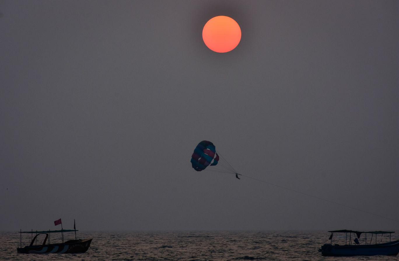 Photo of Calangute Beach By Yathin Radhakrishna
