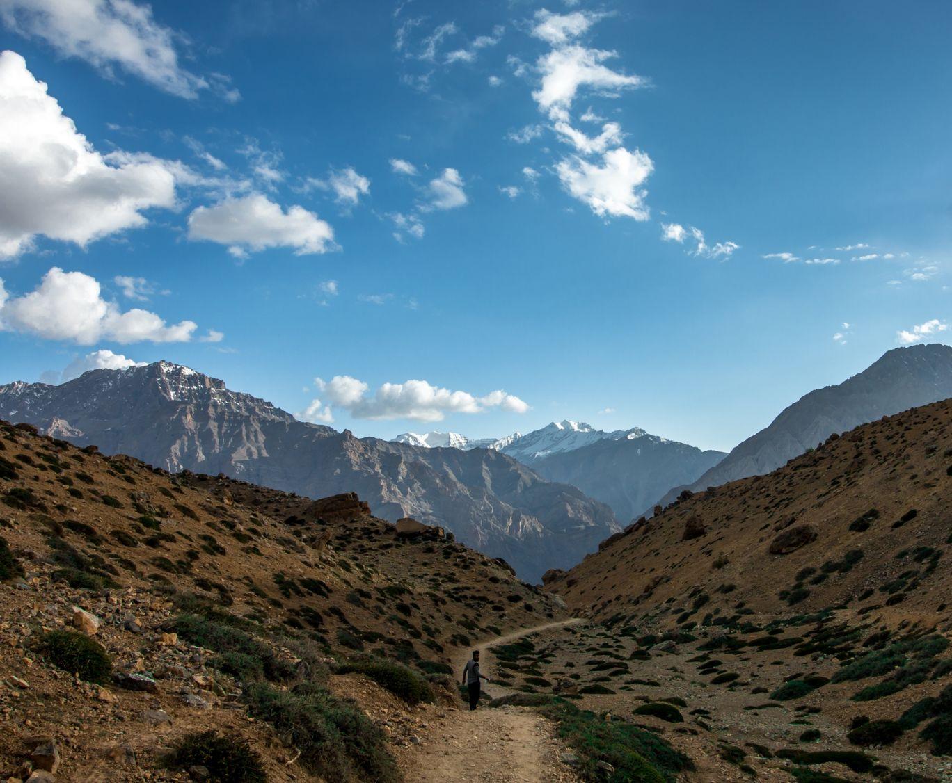 Photo of Spiti Valley By Ankit Banerjee
