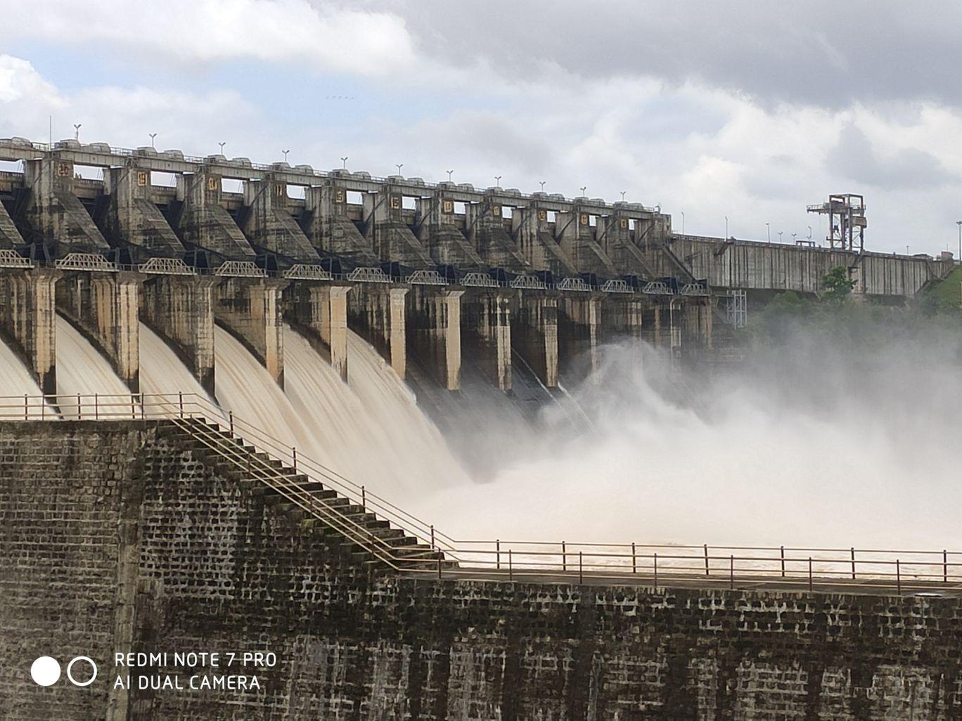 Photo of Bargi Dam By Mr. traveller