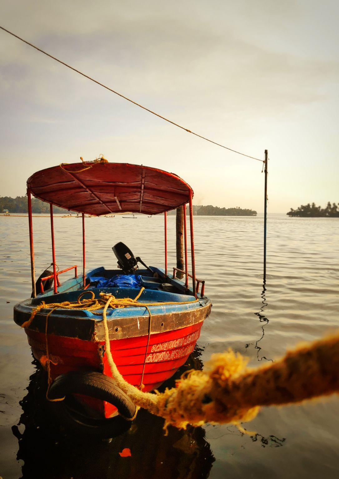Photo of Ashtamudi Lake By K Chandana