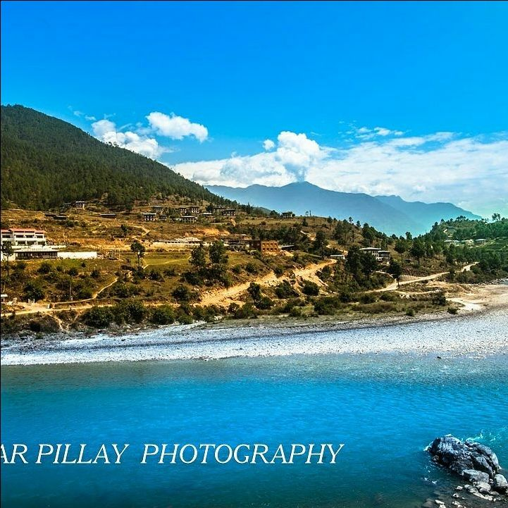 Photo of My visit to Bhutan in March 2017 By Shekhar Pillay