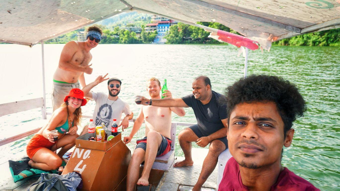 Photo of Phewa Lake By abhisheksarkar.45