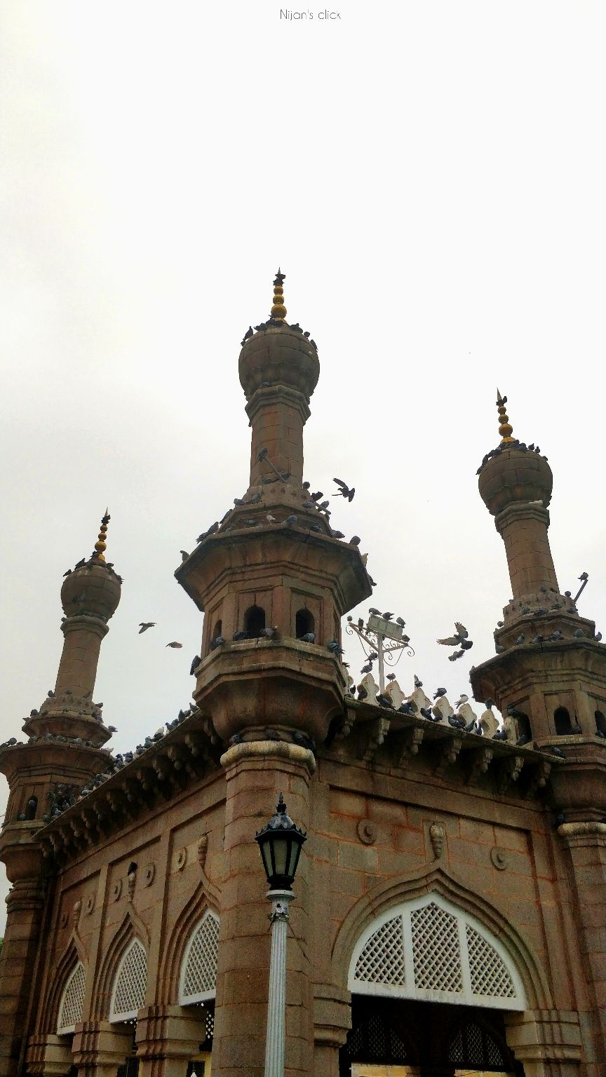 Photo of Jama Masjid By Nijan