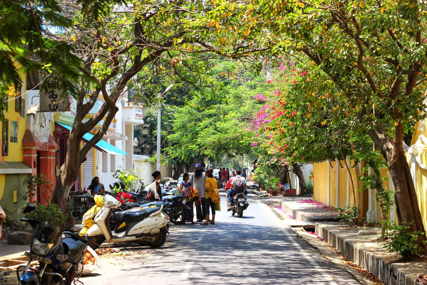 Photo of Pondicherry By Prasad Nakhawa