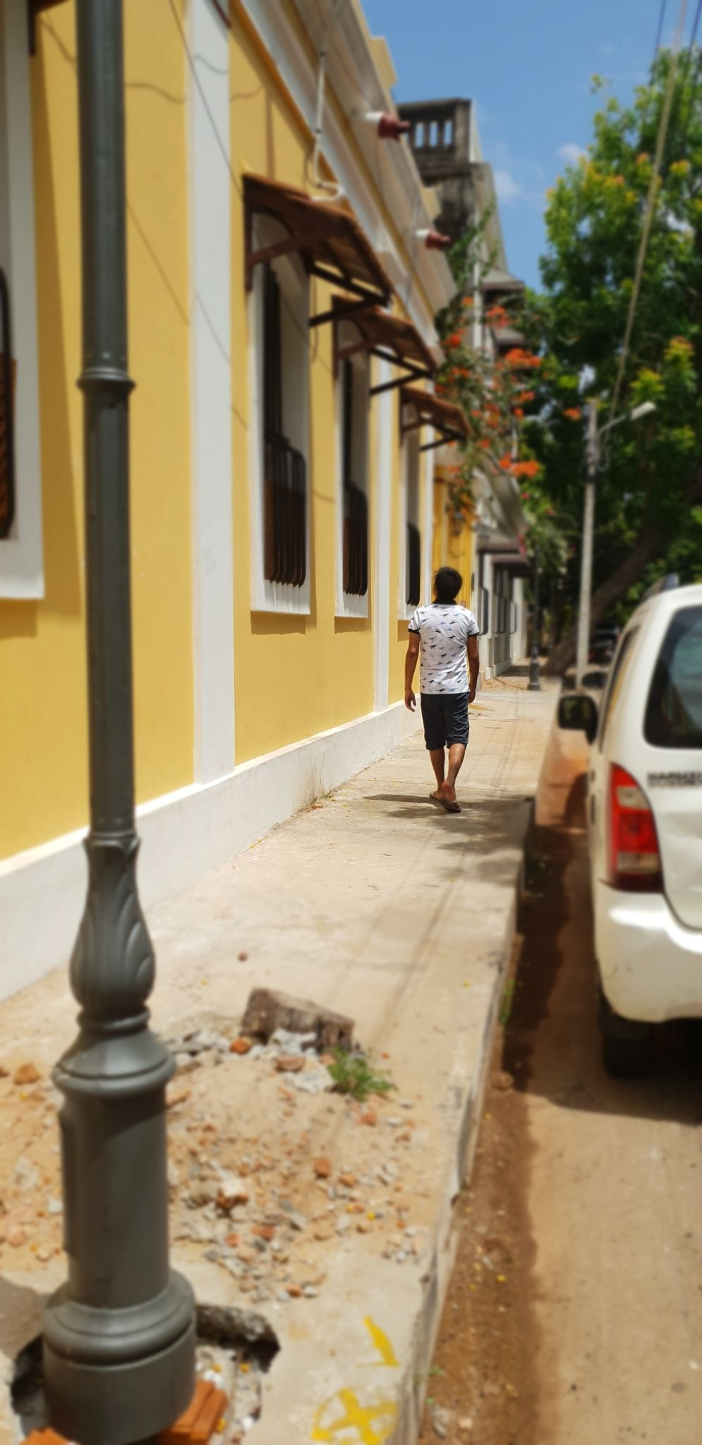 Photo of Pondicherry By Ujjwal Rajput