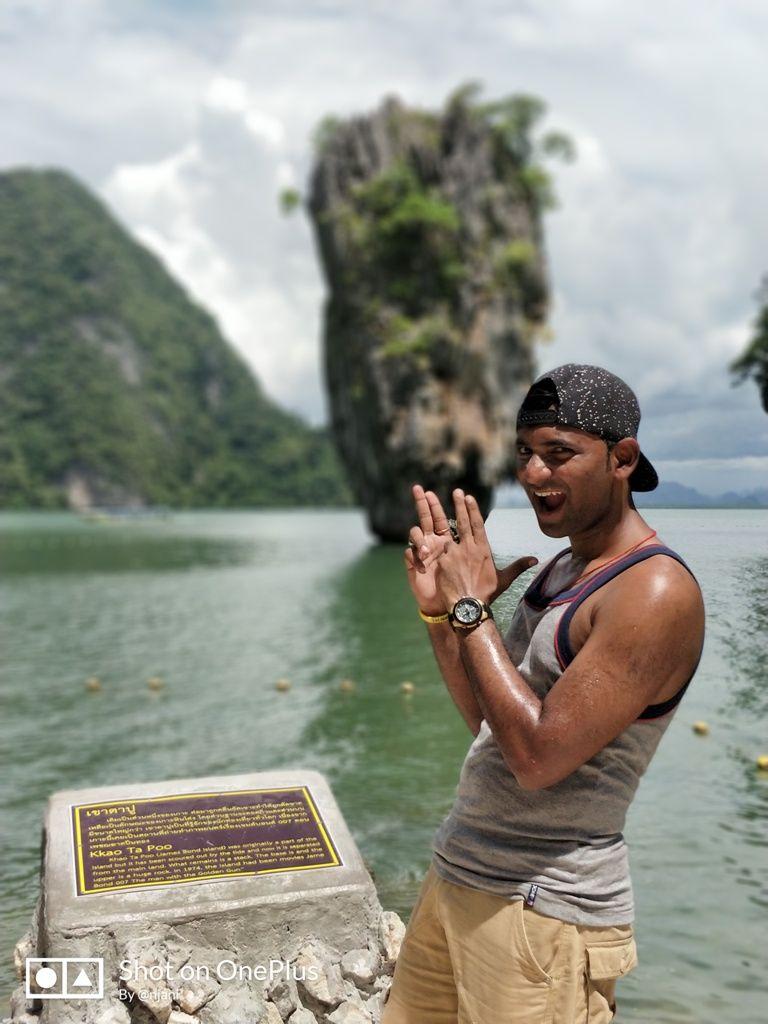 Photo of phuket james bond island tour Pa Klok By Anjani Kumar