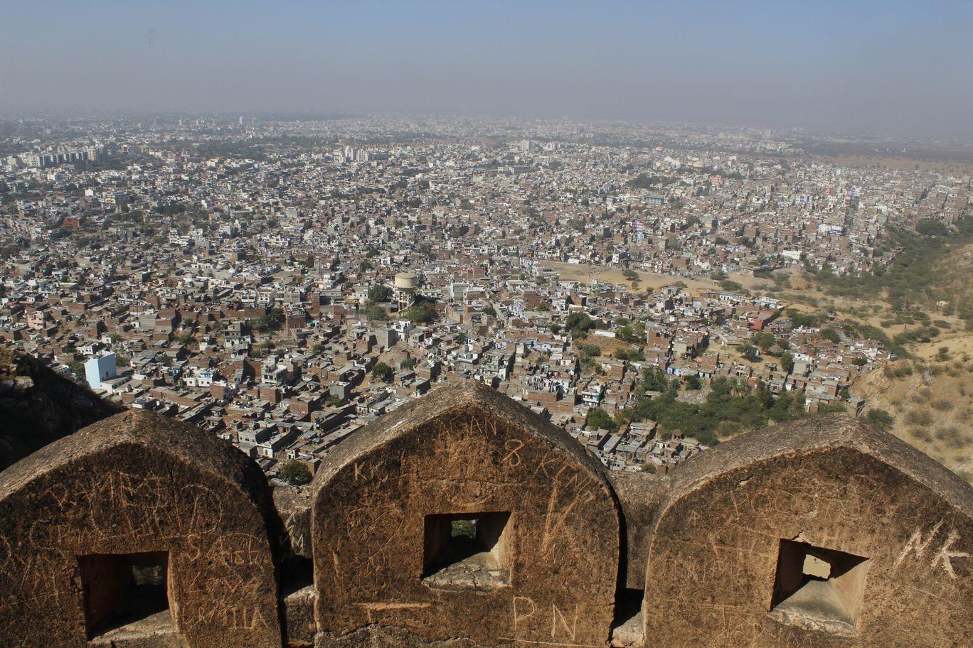 Photo of Nahargarh Fort By Shruti Sharma