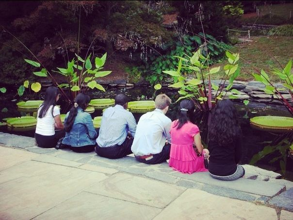 Photo of Duke Gardens By Neelima Adhikari