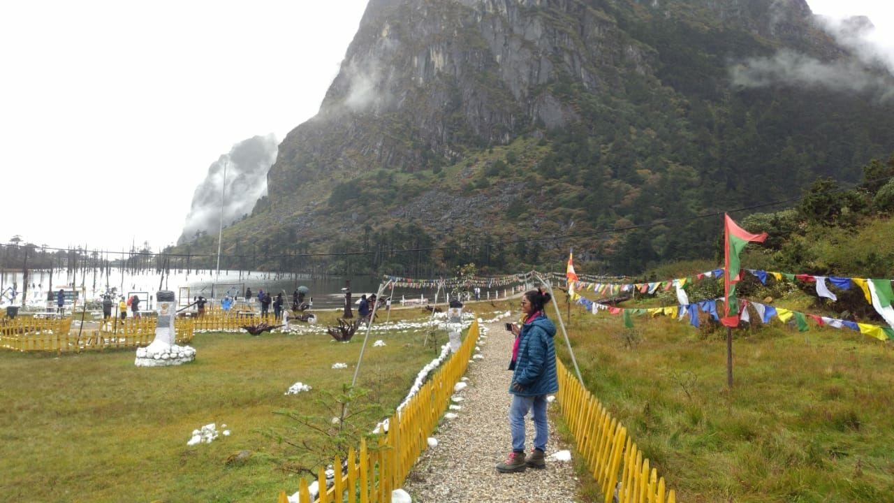 Photo of Madhuri Lake By Neelima Adhikari