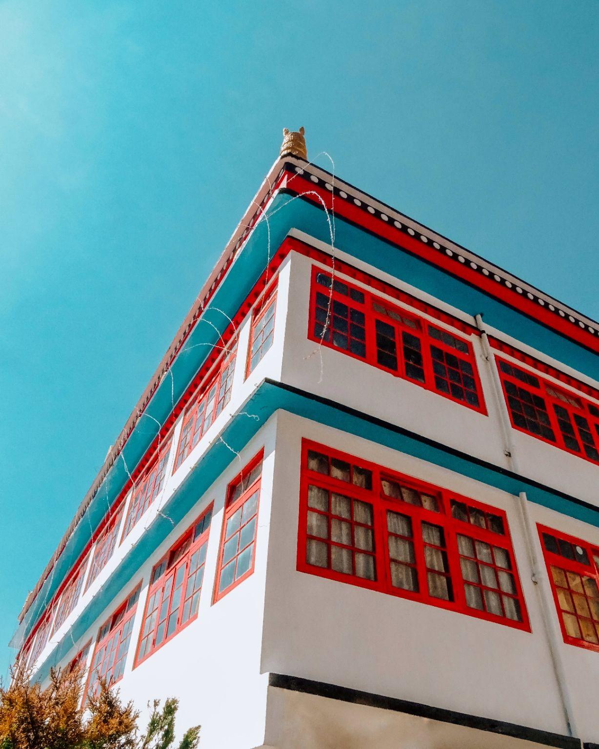 Photo of Dali Monastery By Himanshu Dutta