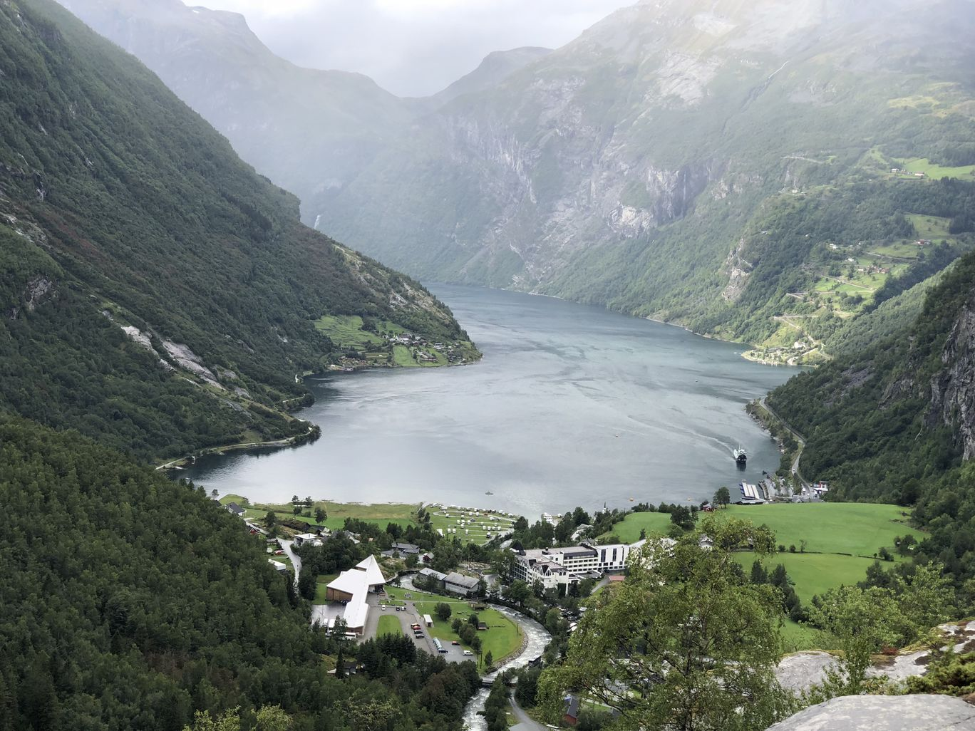 Photo of Geiranger By Nikki Gupta