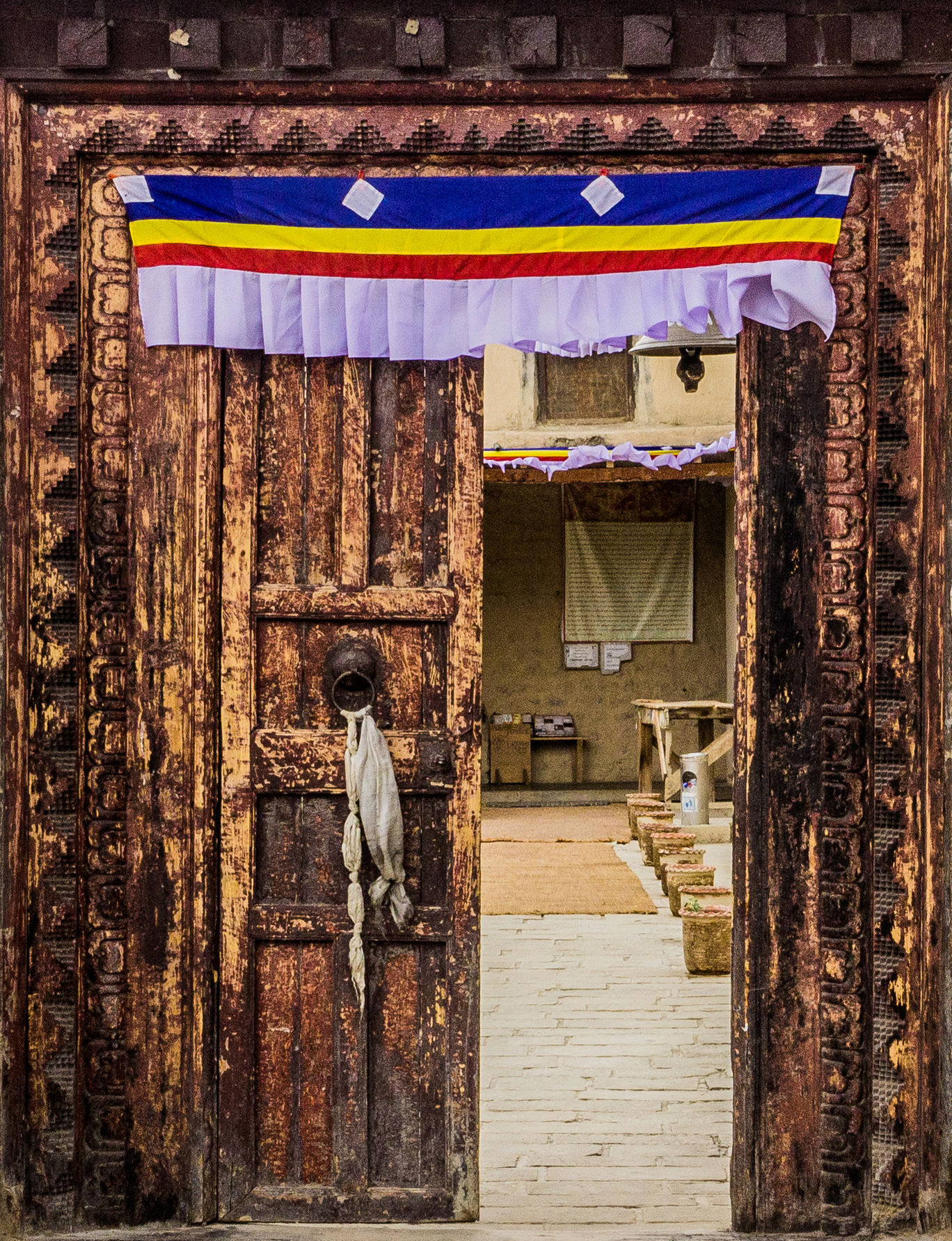 Photo of Tabo Monastery By Rishi Jain