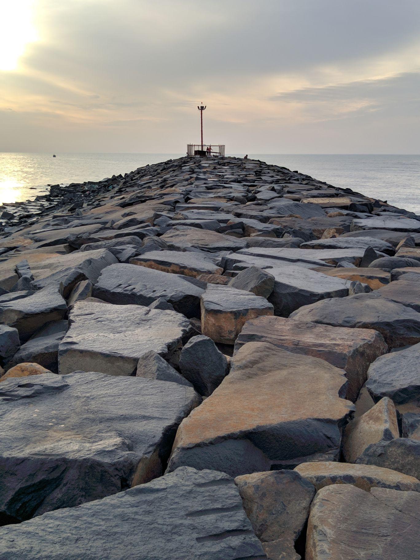 Photo of Karaikal Beach By HariNarayanan P