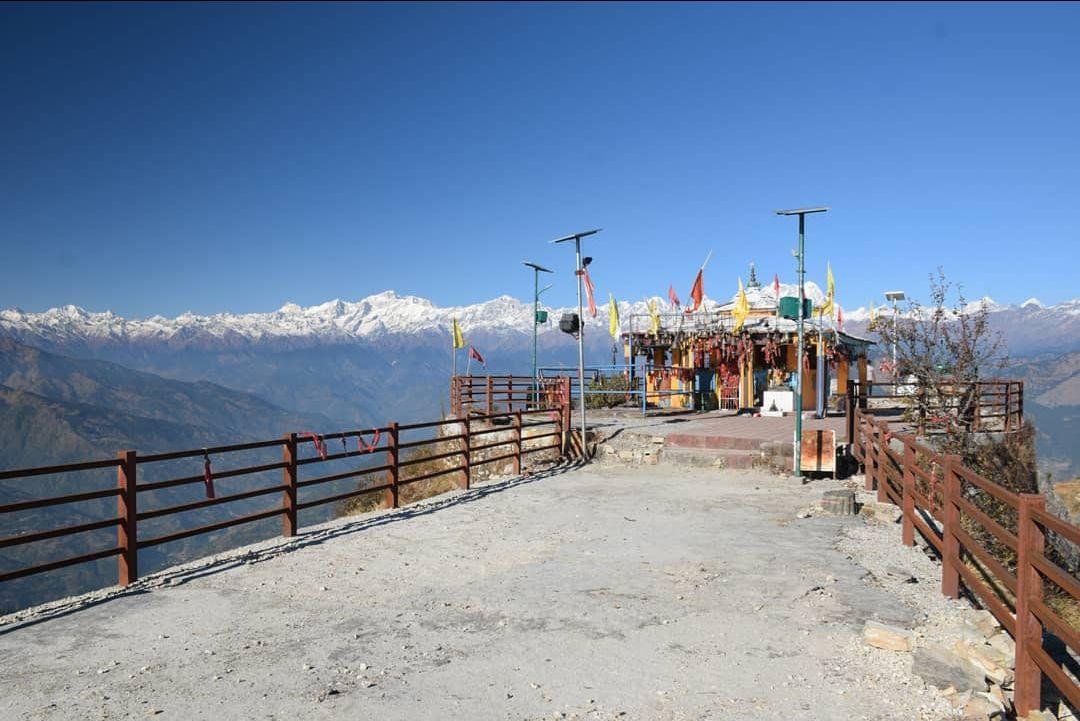 Photo of Kartik Swami Temple By Anshuman Bhaduri