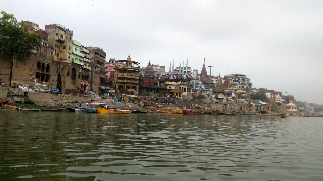 Photo of Varanasi By Anshuman Singh