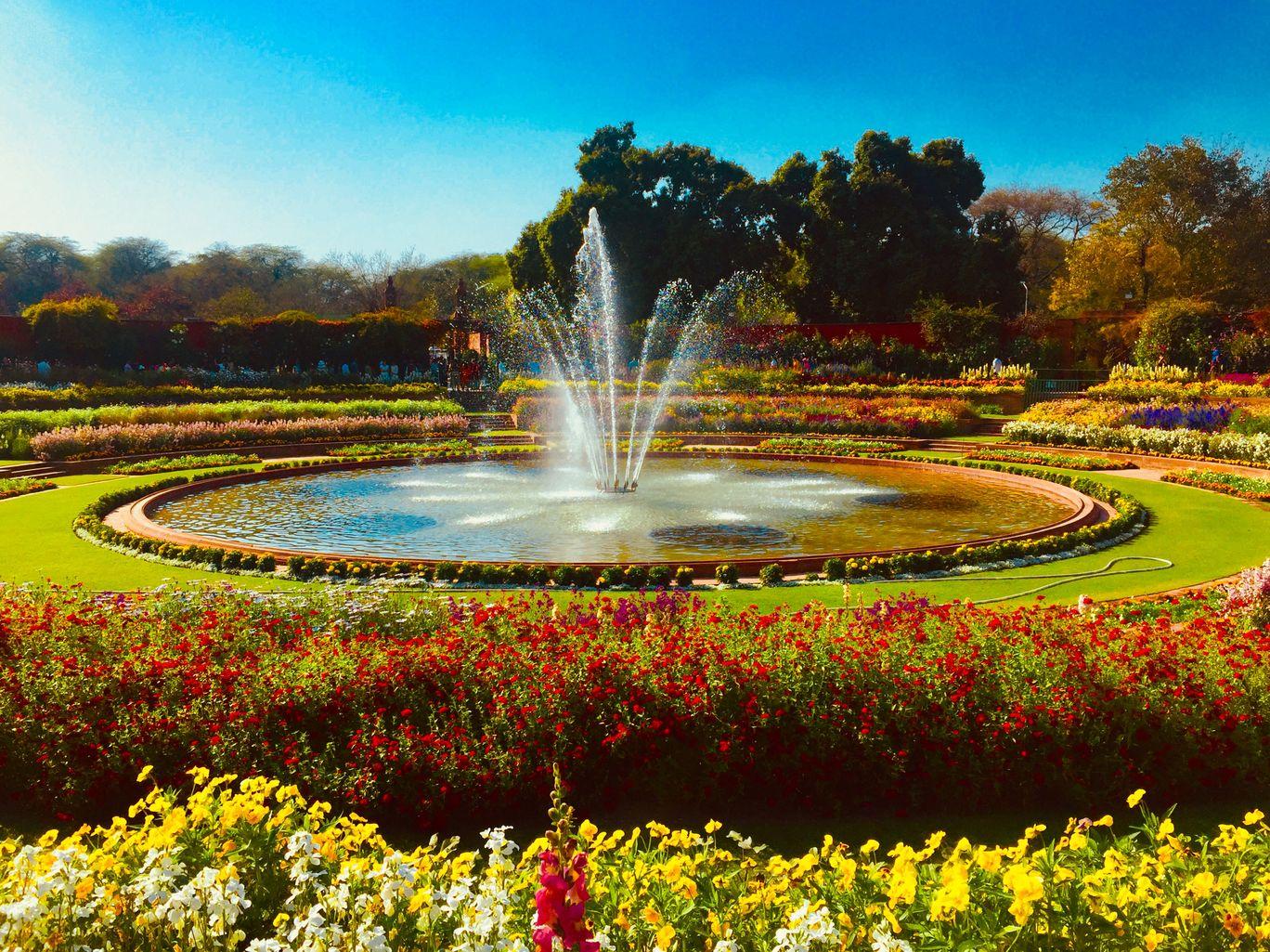 Photo of Mughal Gardens By deepali sukhija