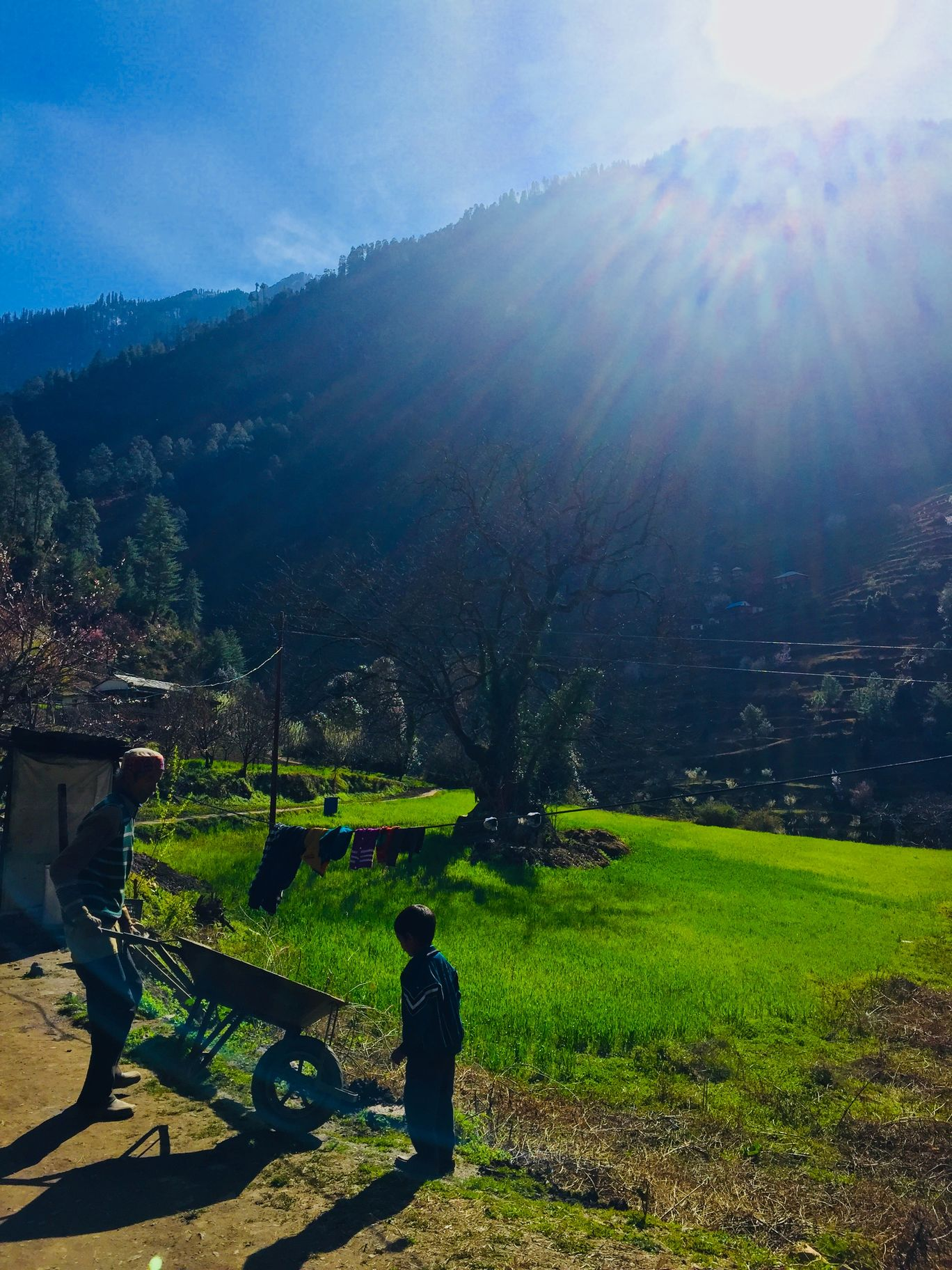 Photo of Tirthan Valley By deepali sukhija