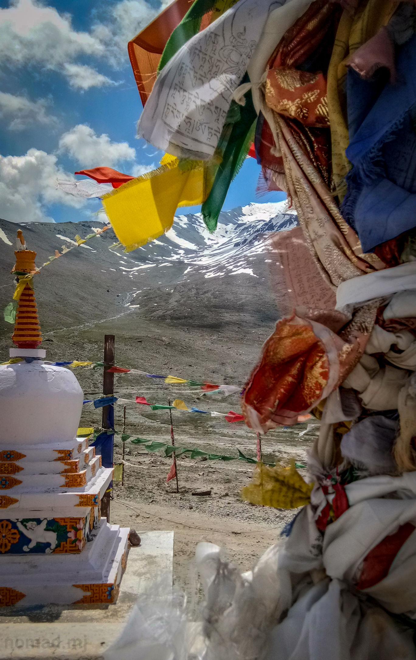 Photo of Kunzum Pass By nomad mj
