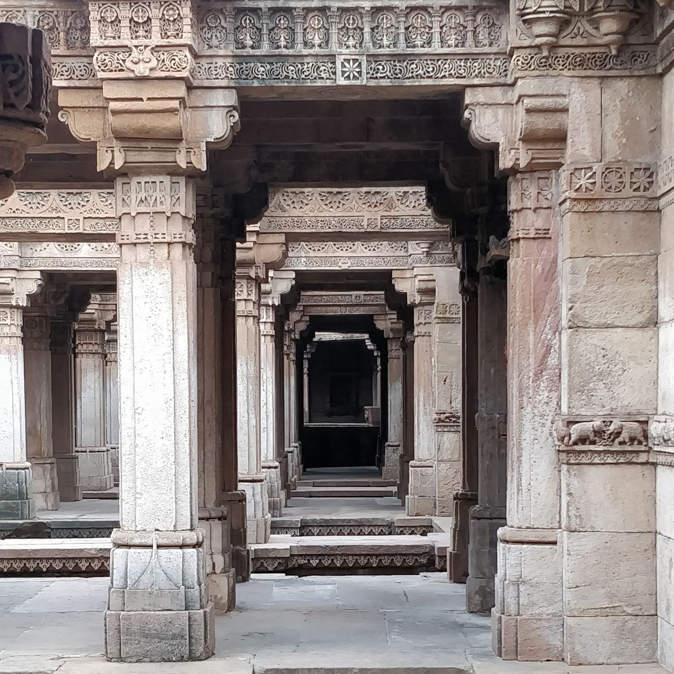 Photo of Adalaj Stepwell By Shruti Khara
