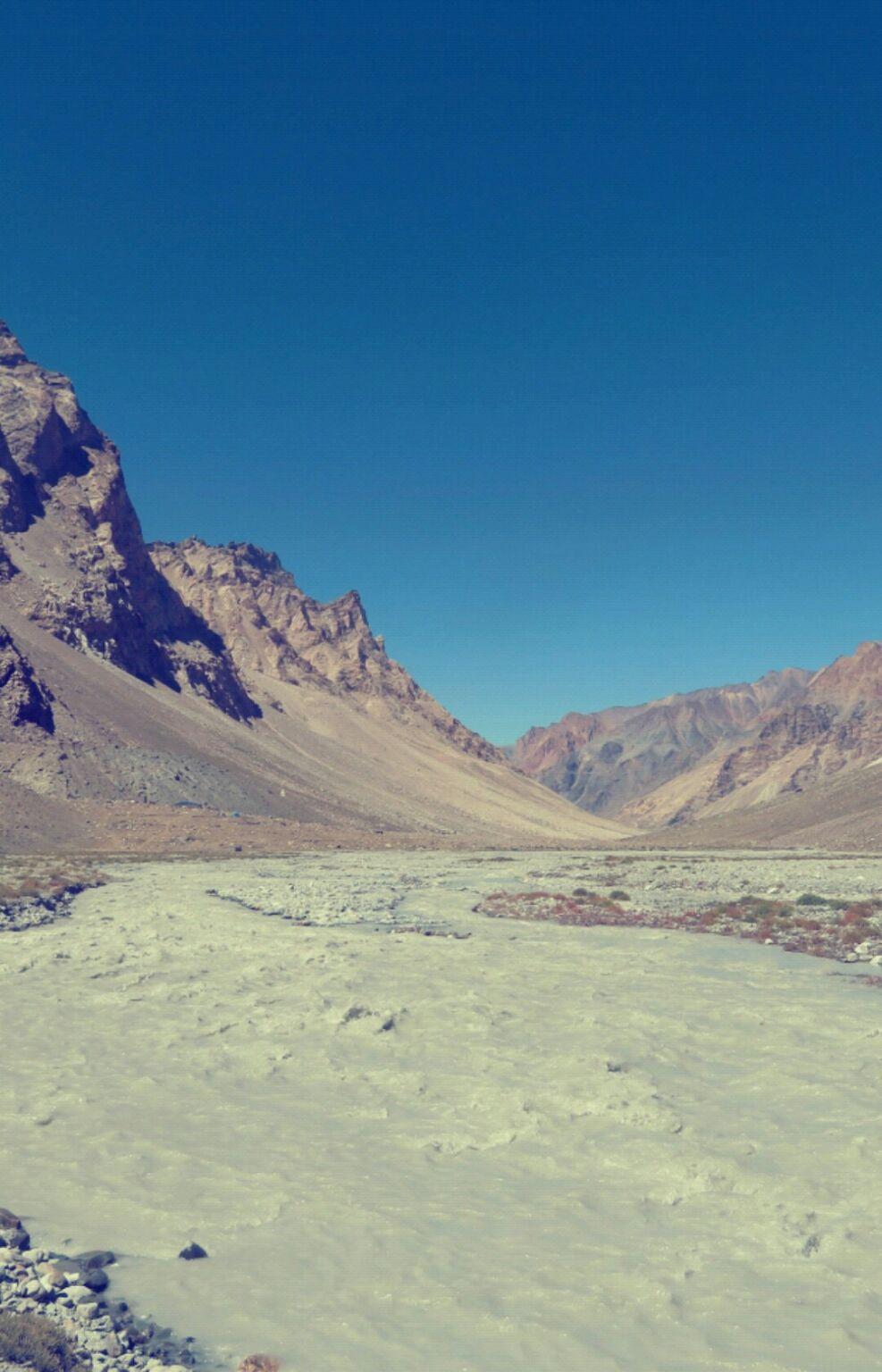 Photo of Zanskar Valley Road By Sayan Das