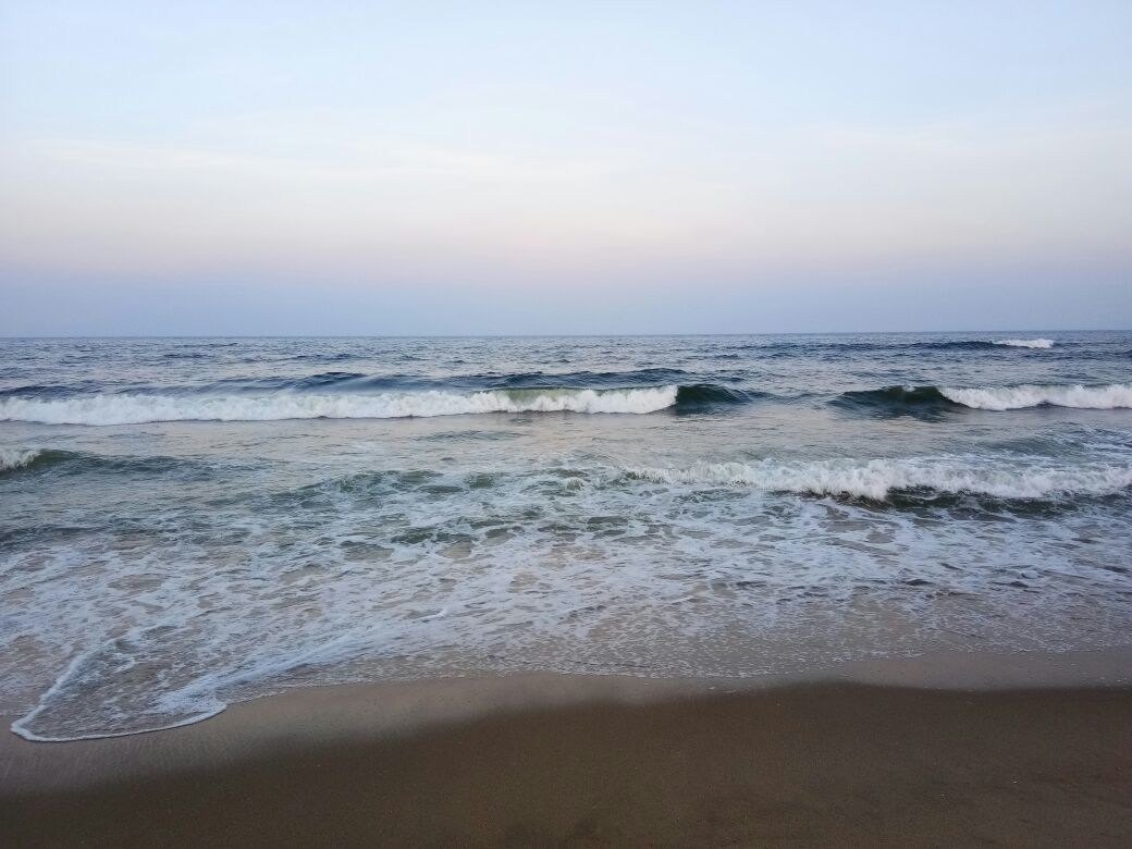 Photo of Mahabalipuram Beach By Pooja Dahiya
