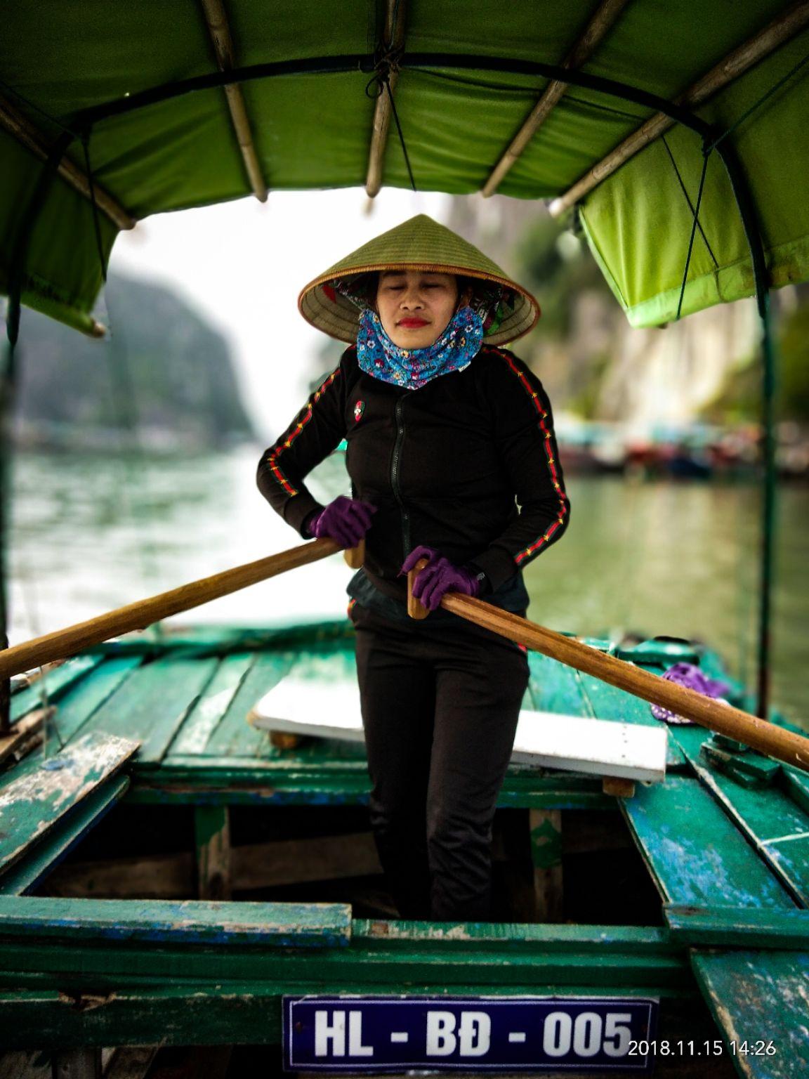 Photo of Halong Bay Vietnam By Vishwanath Moolya