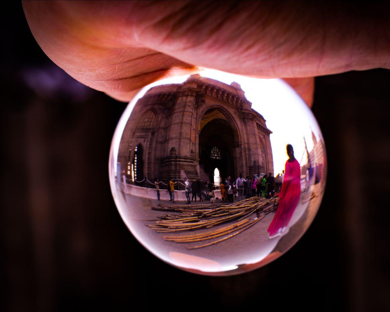 Photo of Gateway of India By Vishwanath Moolya