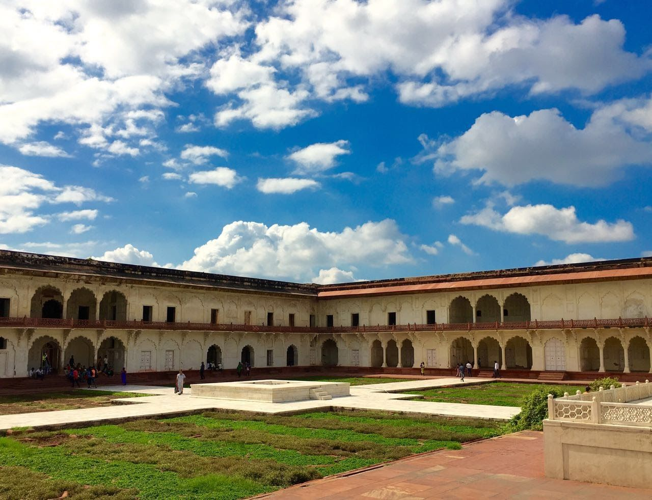Photo of Agra Fort By Akhil Nair