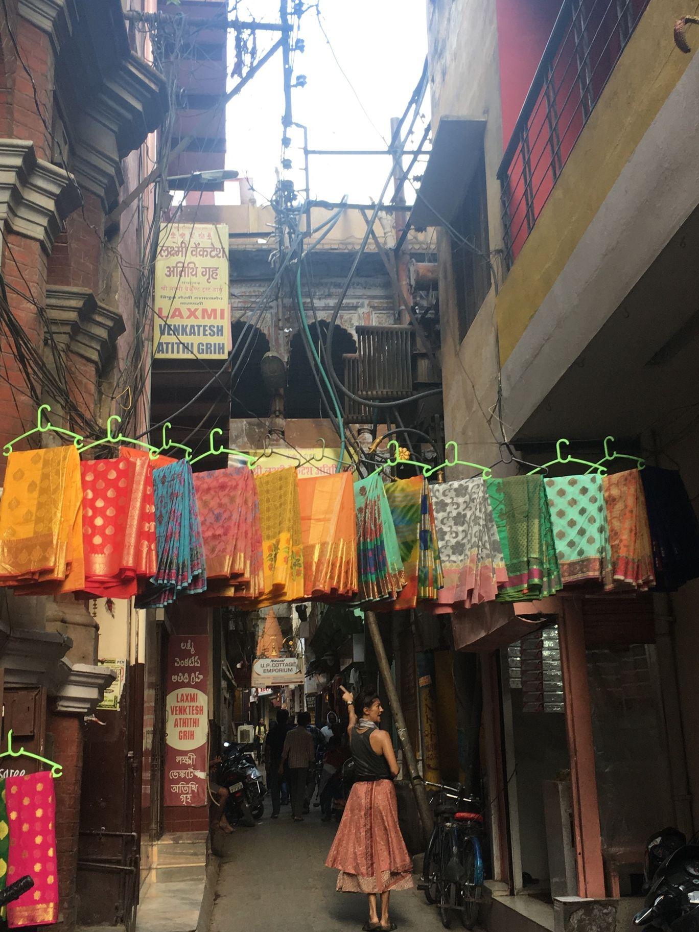 Photo of Varanasi By Monica Lisa Bradshaw