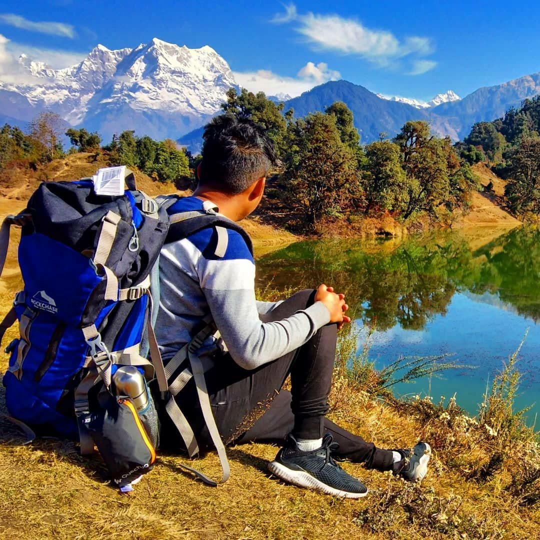Photo of Deoria Tal By Hike Mountain