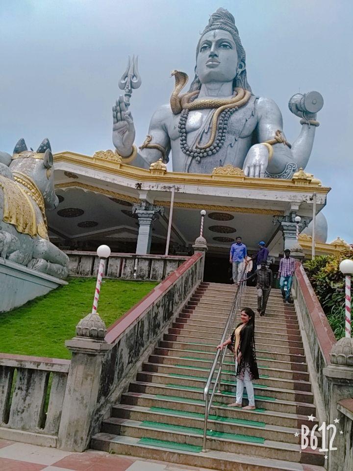 Photo of Murudeshwar By Sangeeta