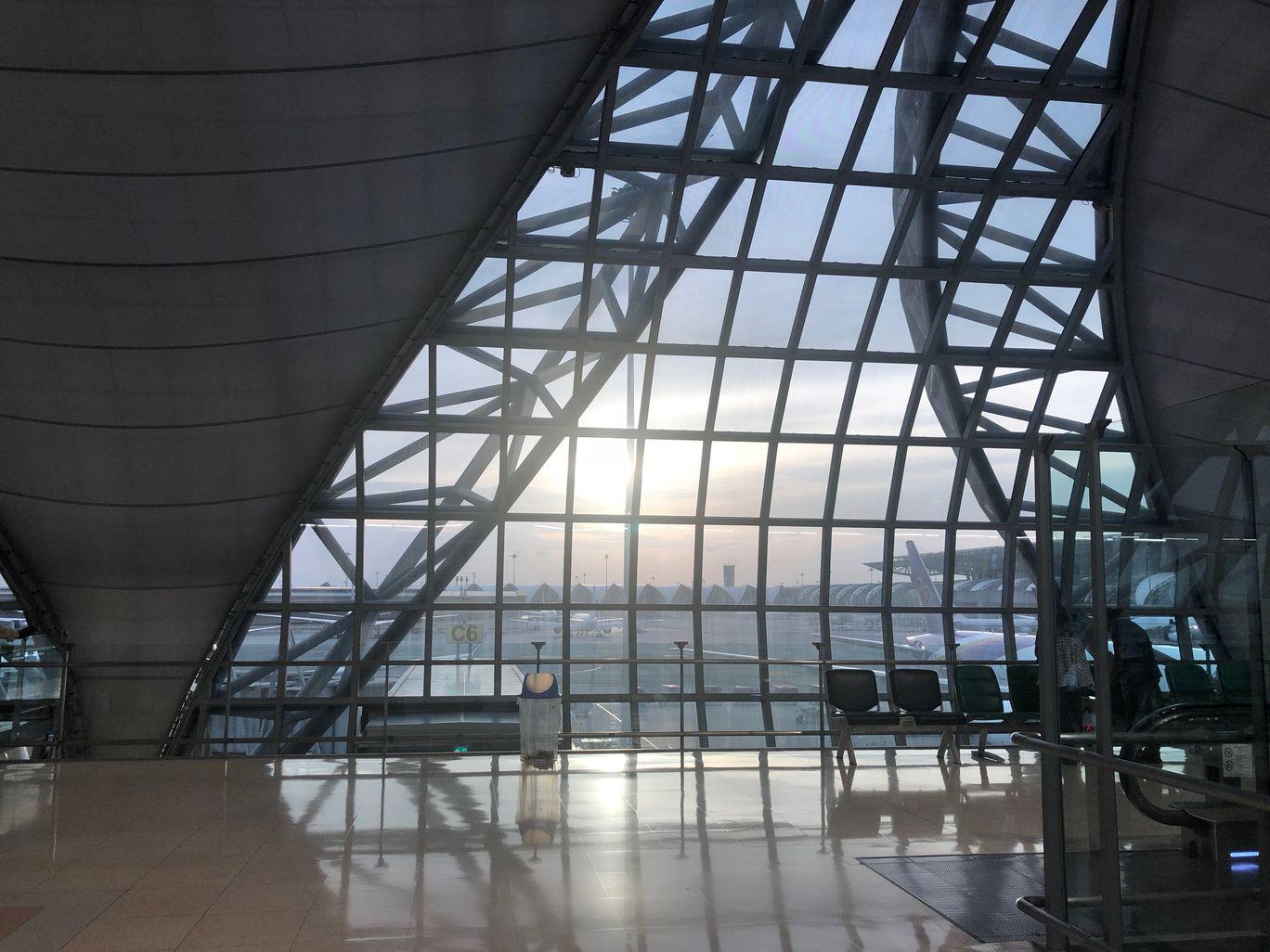 Photo of Suvarnabhumi Airport (BKK) By Shivani Vyas