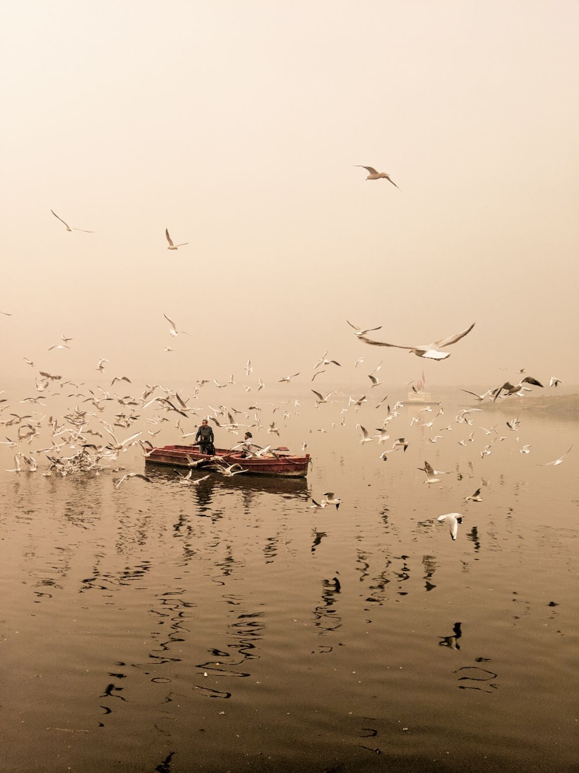 Photo of Yamuna Ghat By Travel With Danish